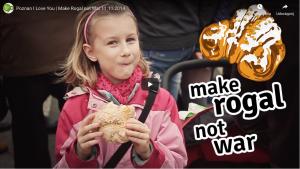 Poznan I Love You | Make Rogal not War 11.11.2014